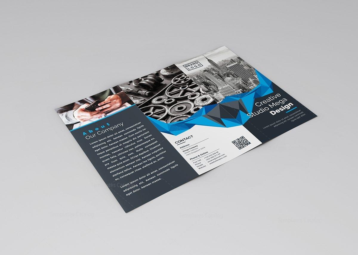 premium brochure templates - creative premium brochure template 000731 template catalog