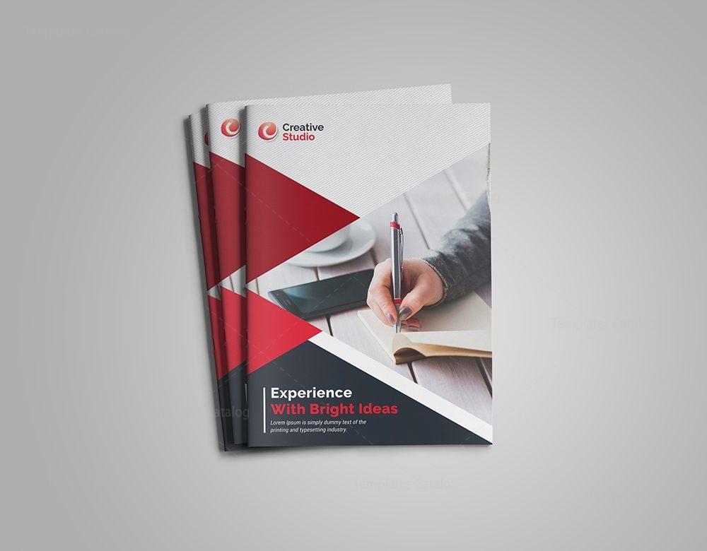 Emerald BiFold Brochure Template   Template Catalog