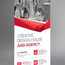 Excellent Rollup Banner Template 4