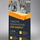 Excellent Rollup Banner Template 7