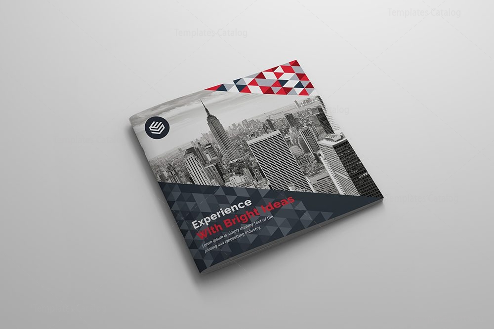 Fancy corporate bi fold brochure template 7 template catalog for Fancy brochure templates
