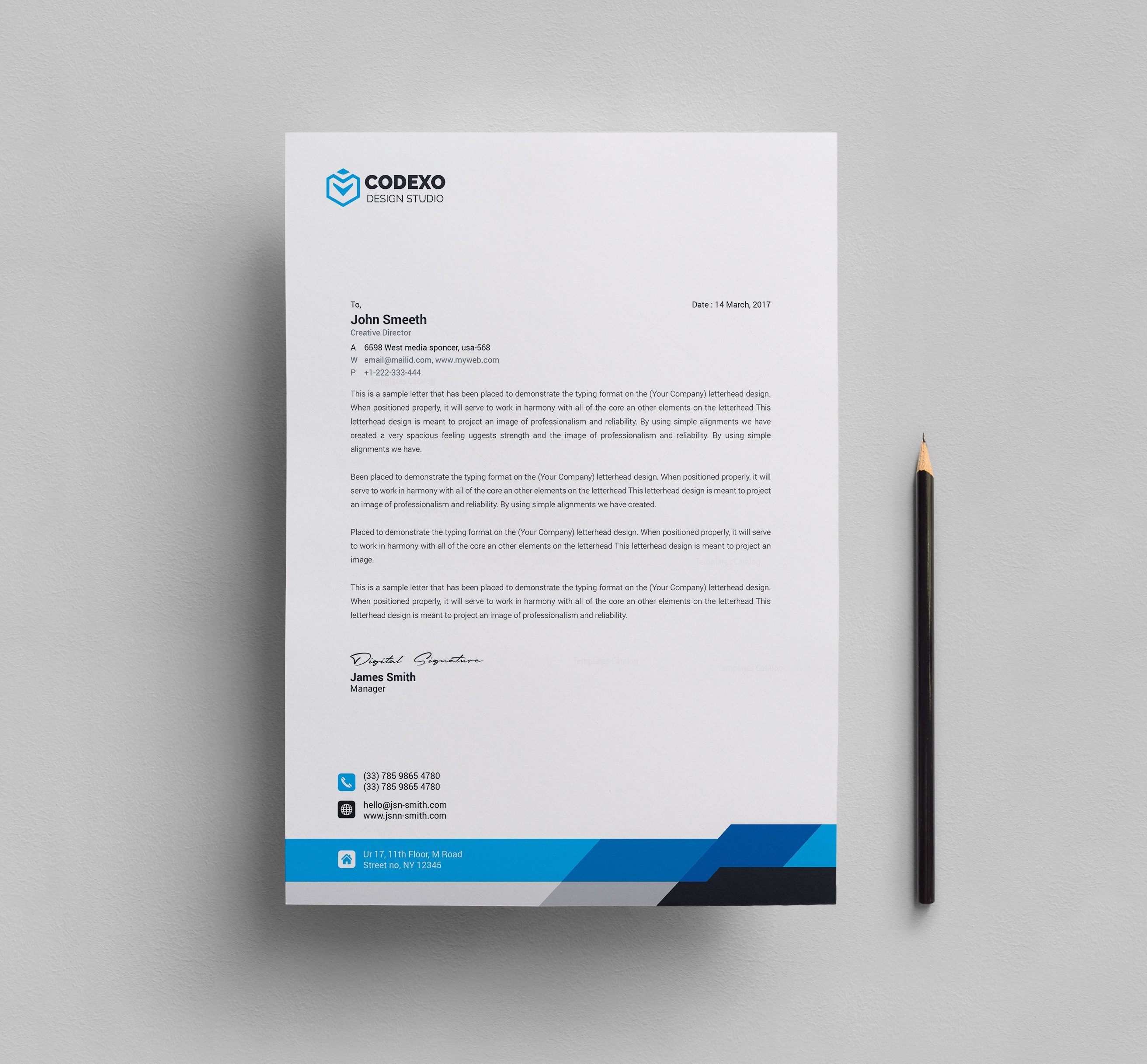 formats of business letters%0A letter head stationary