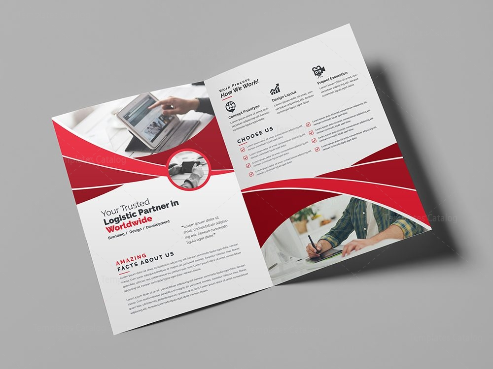 All About Paper Folding Templates For Print Design Formats