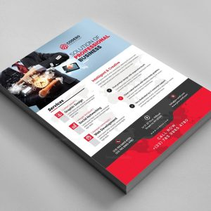 Pro Business Corporate Flyer
