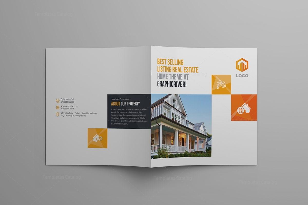 best real estate brochure design - real estate brochure templates 12 template catalog