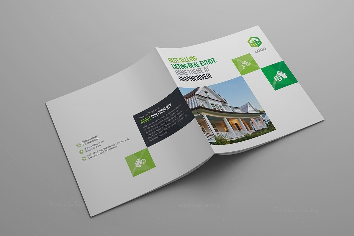 Real Estate Brochure Templates 3