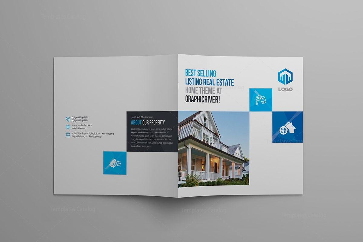 Real Estate Brochure Templates 000624 - Template Catalog