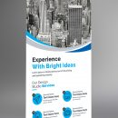 Rigel Creative Roll-Up-Banner Template 2