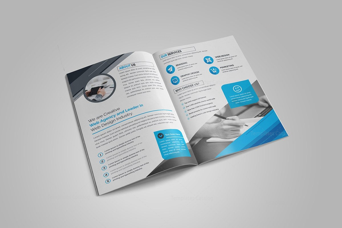 Ruby bi fold brochure template 000716 template catalog for Free bi fold brochure template 2