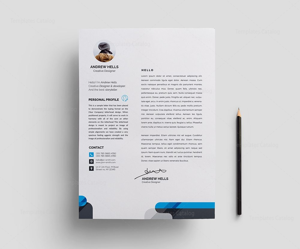 Famous Resume Presentation Folder Contemporary - Professional ...