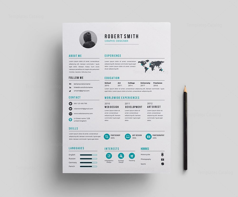 elegant resume design - Gidiye.redformapolitica.co