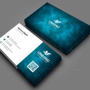 Aurora Professional Corporate Business Card Template