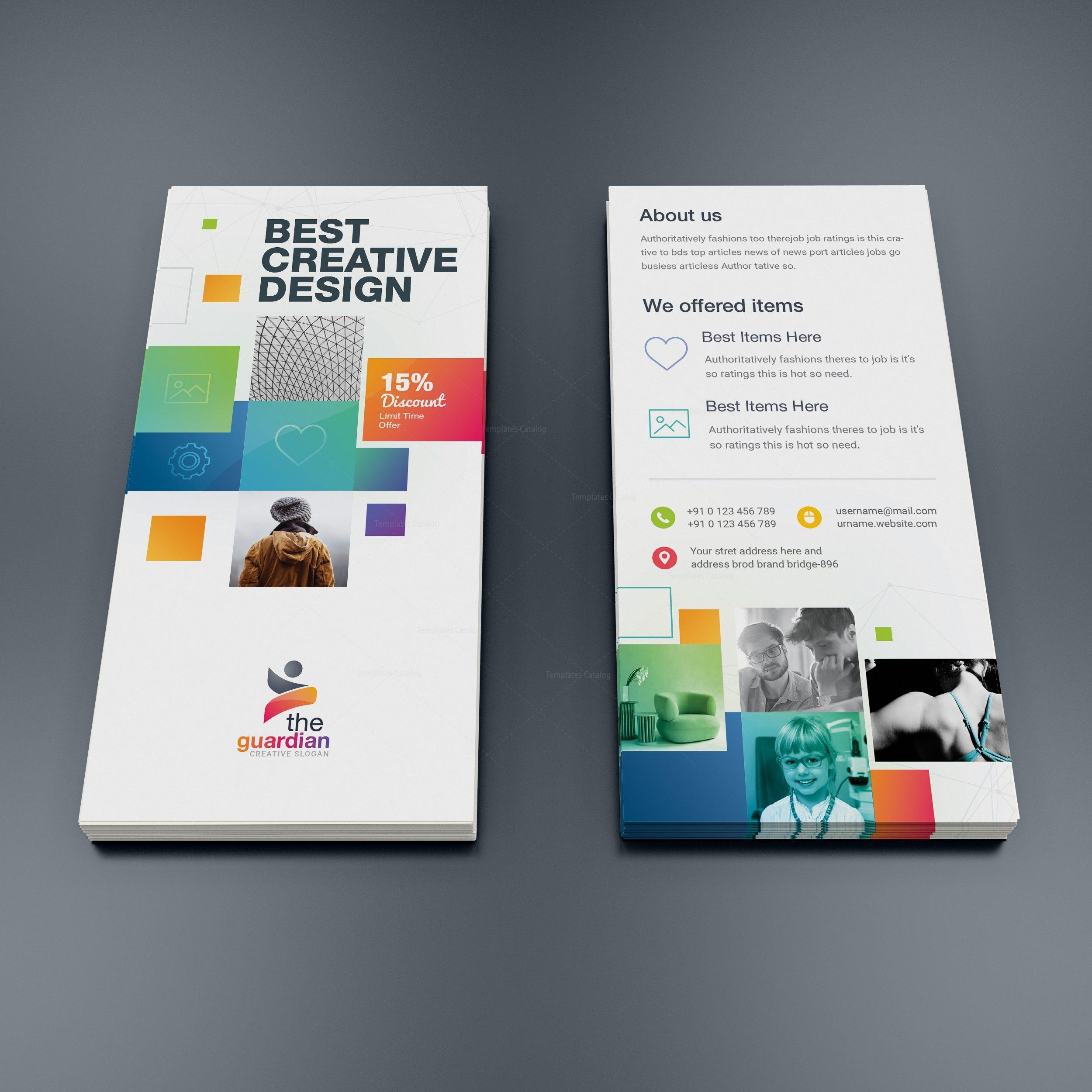 Flyer Format Dl Carnavaljmsmusicco - Dl size flyer template