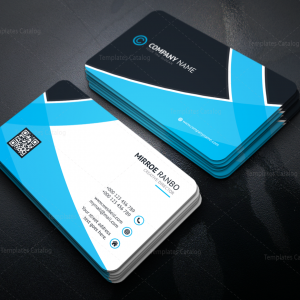 Hades Modern Corporate Business Card Template