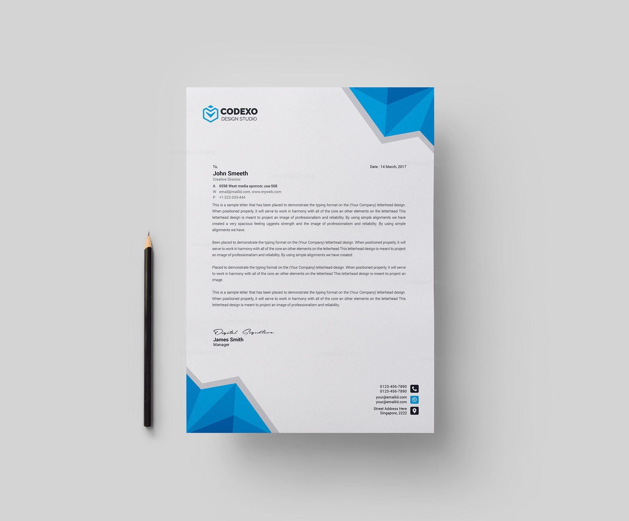 professional letterhead templates akba greenw co