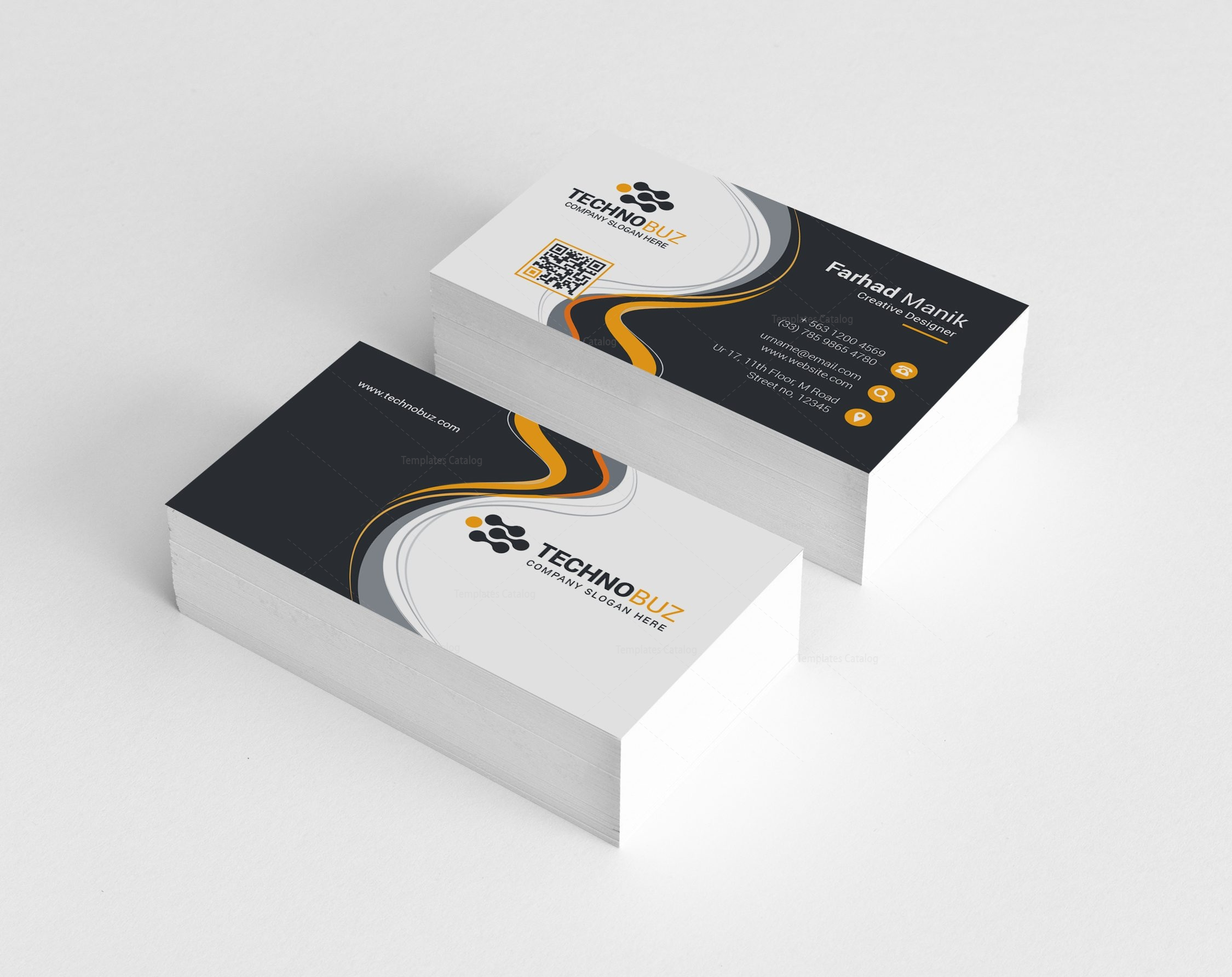 geopaper do it yourself business cards template best