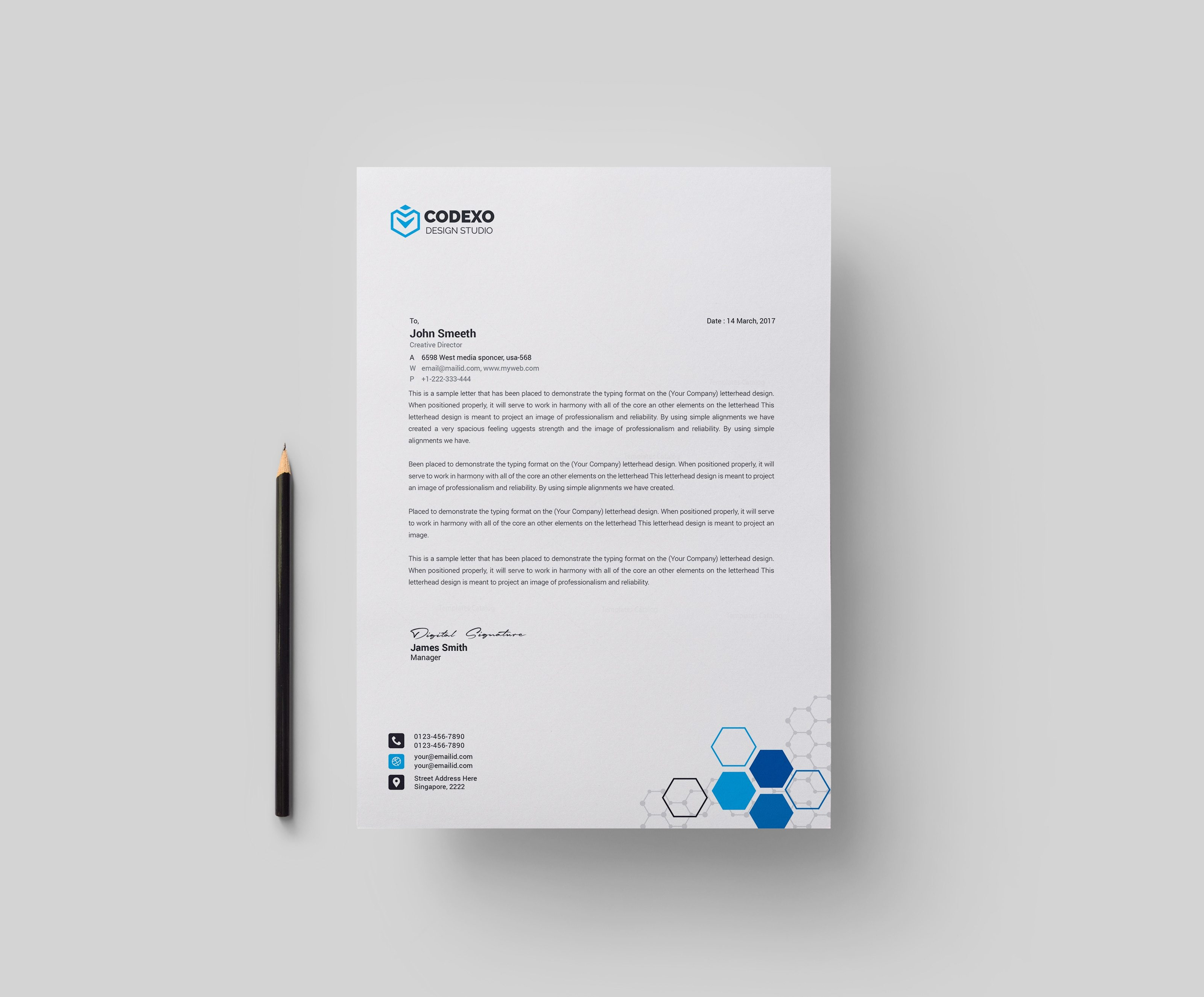 Letterhead examples pest control services flyer ad template word publisher spiritdancerdesigns Gallery