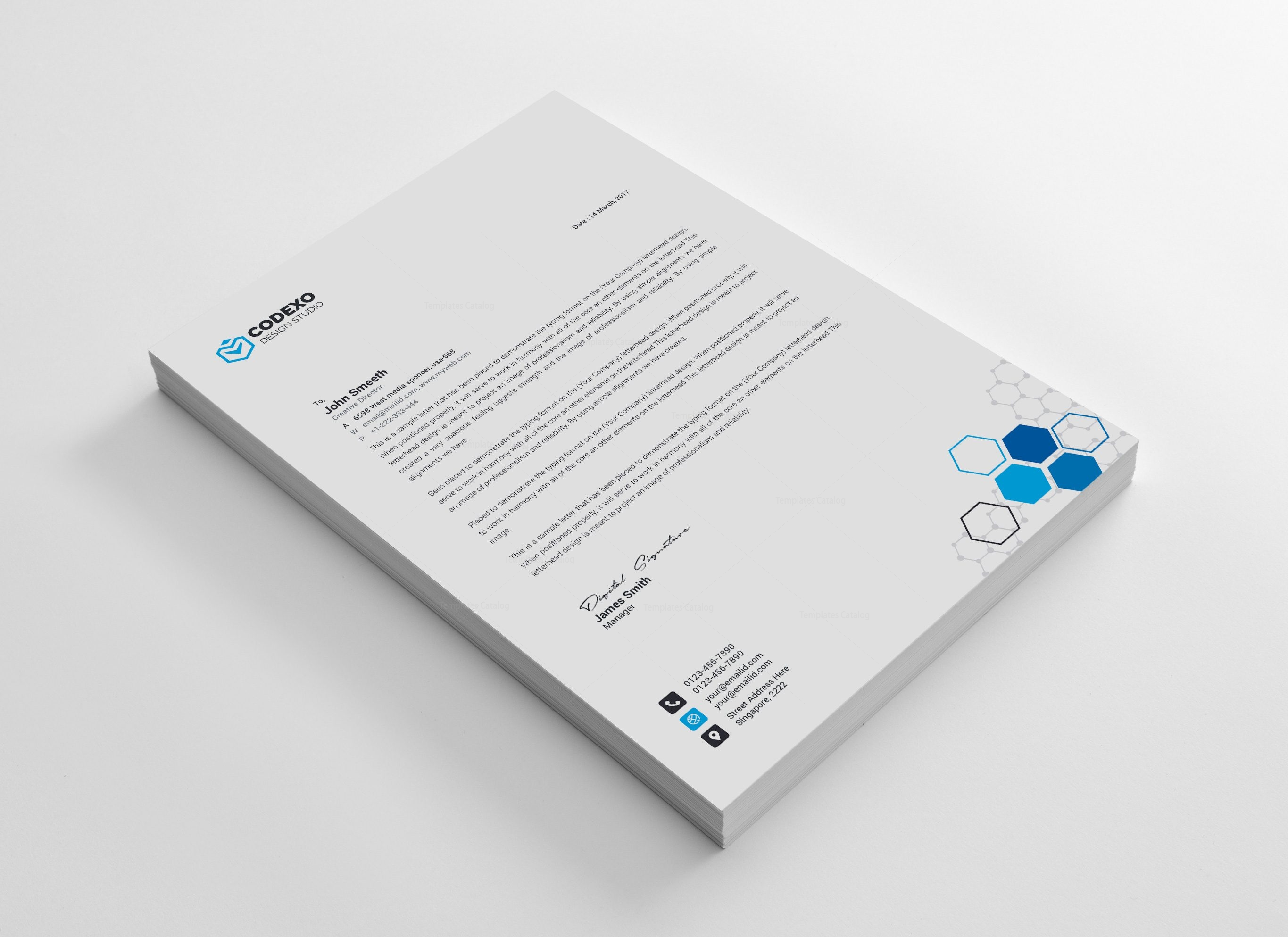 Top rated professional corporate letterhead template 000899 top rated professional corporate letterhead template 2 spiritdancerdesigns Choice Image