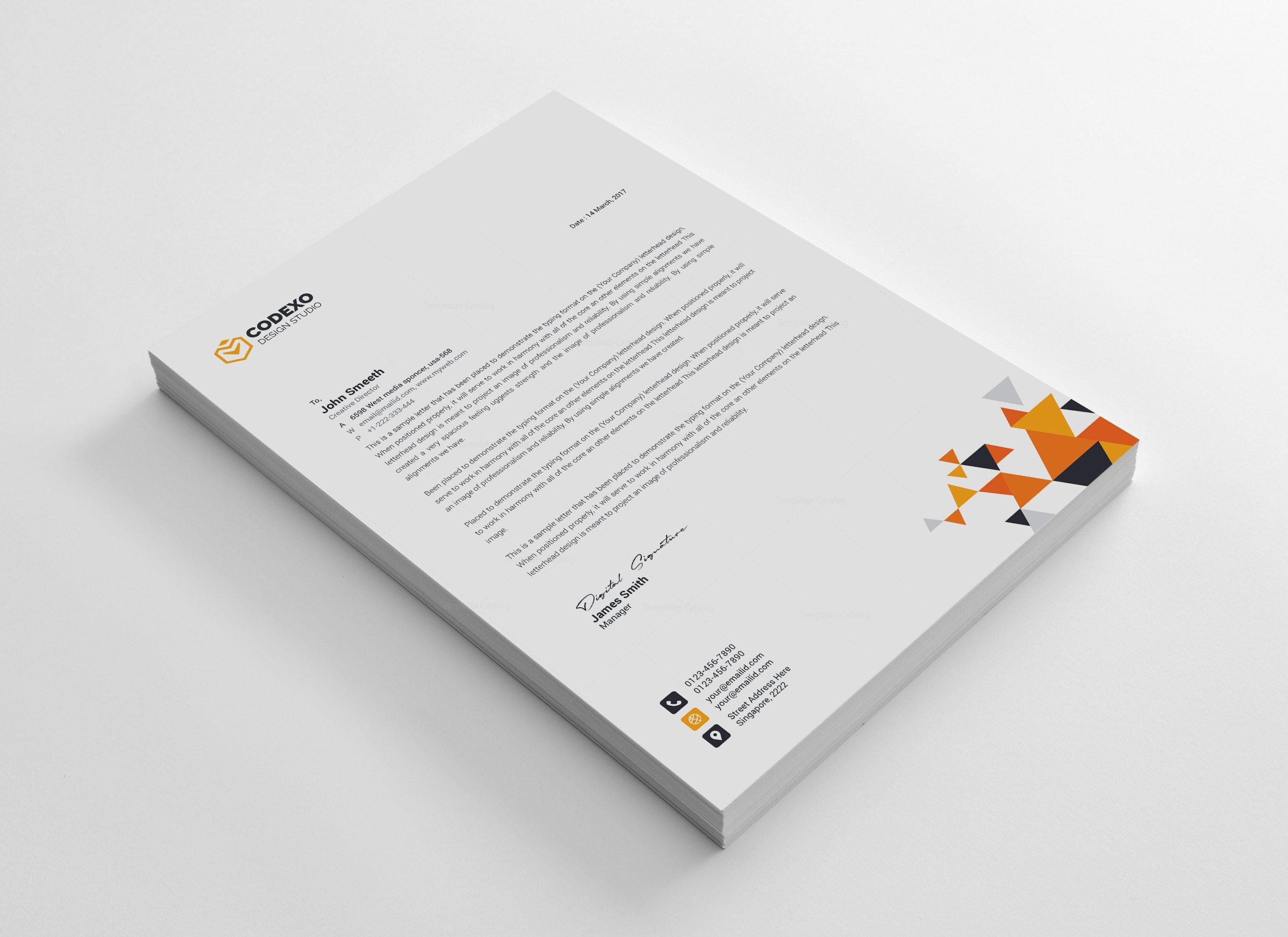 Company letterhead template images template design ideas company letterhead templates onweoinnovate company letterhead templates maxwellsz thecheapjerseys Gallery