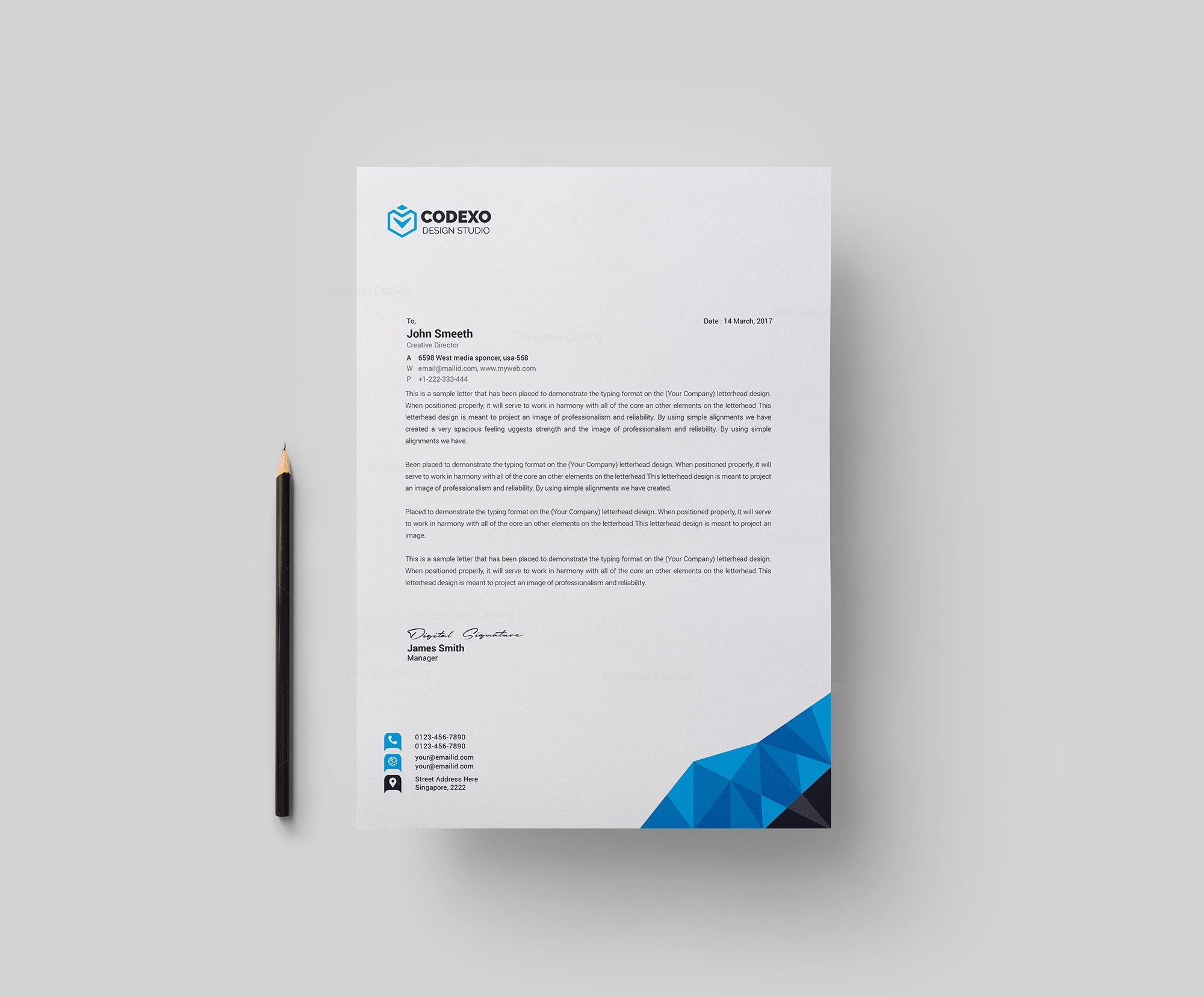 business letter format word 2010%0A quotation letters format Company Letter Pad Format Picture Ideas References  Zeus Professional Letterhead Template Company Letter