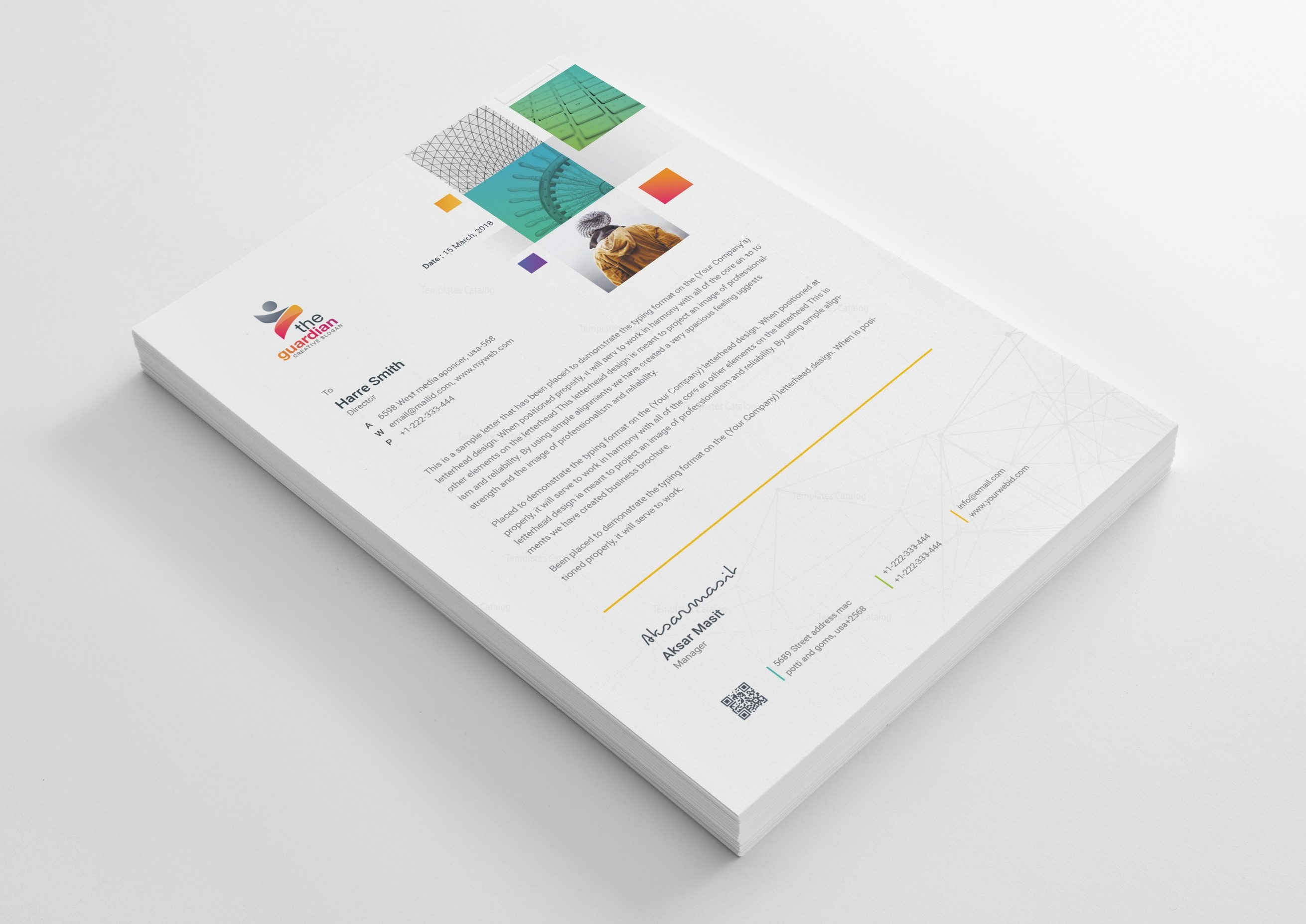 16 Pages Best Elegant Proposal Template 10