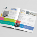 16 Pages Neptune Elegant Corporate Brochure Template 3