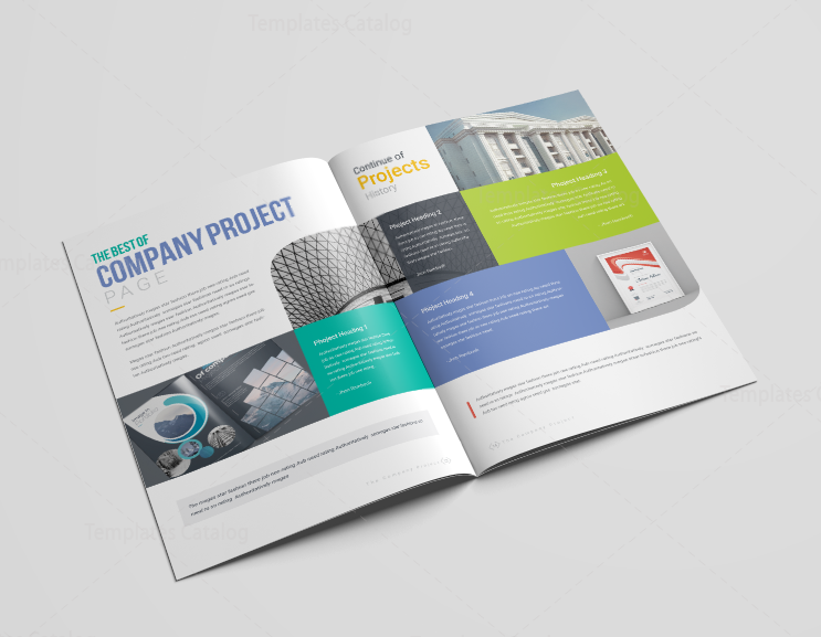 16 pages neptune elegant corporate brochure template 001193 16 pages neptune elegant corporate brochure template 7 saigontimesfo