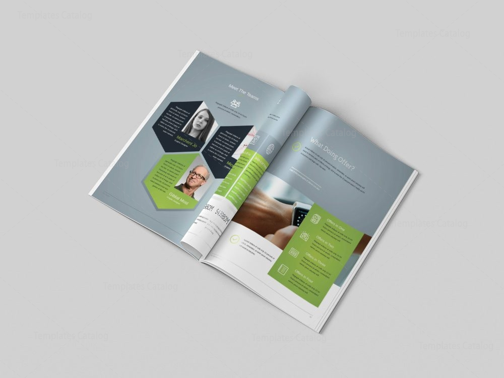 24 Pages Business Project Proposal Template 001115 Template Catalog