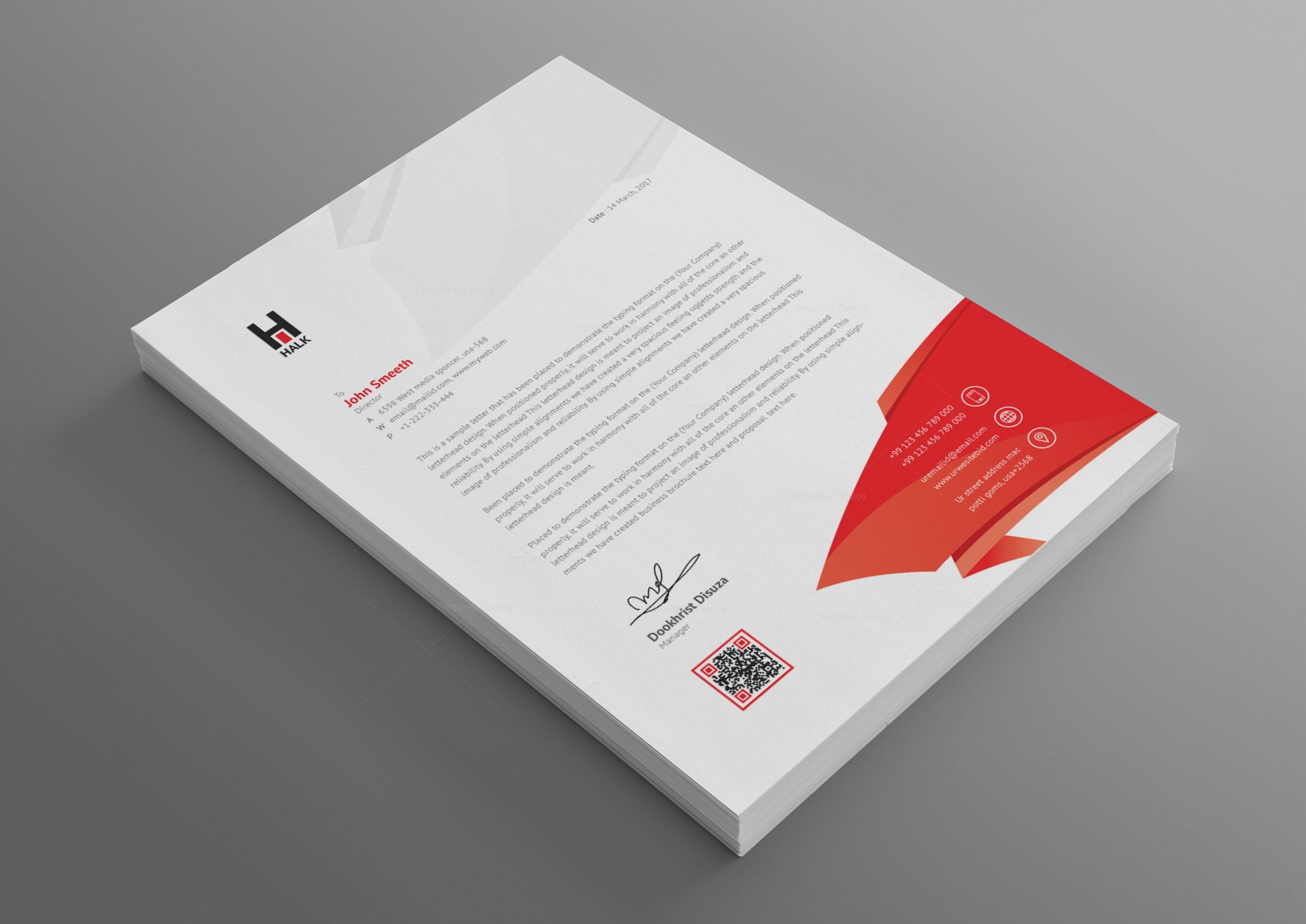 Aether professional corporate letterhead template 001025 template aether professional corporate letterhead template 4 spiritdancerdesigns Choice Image