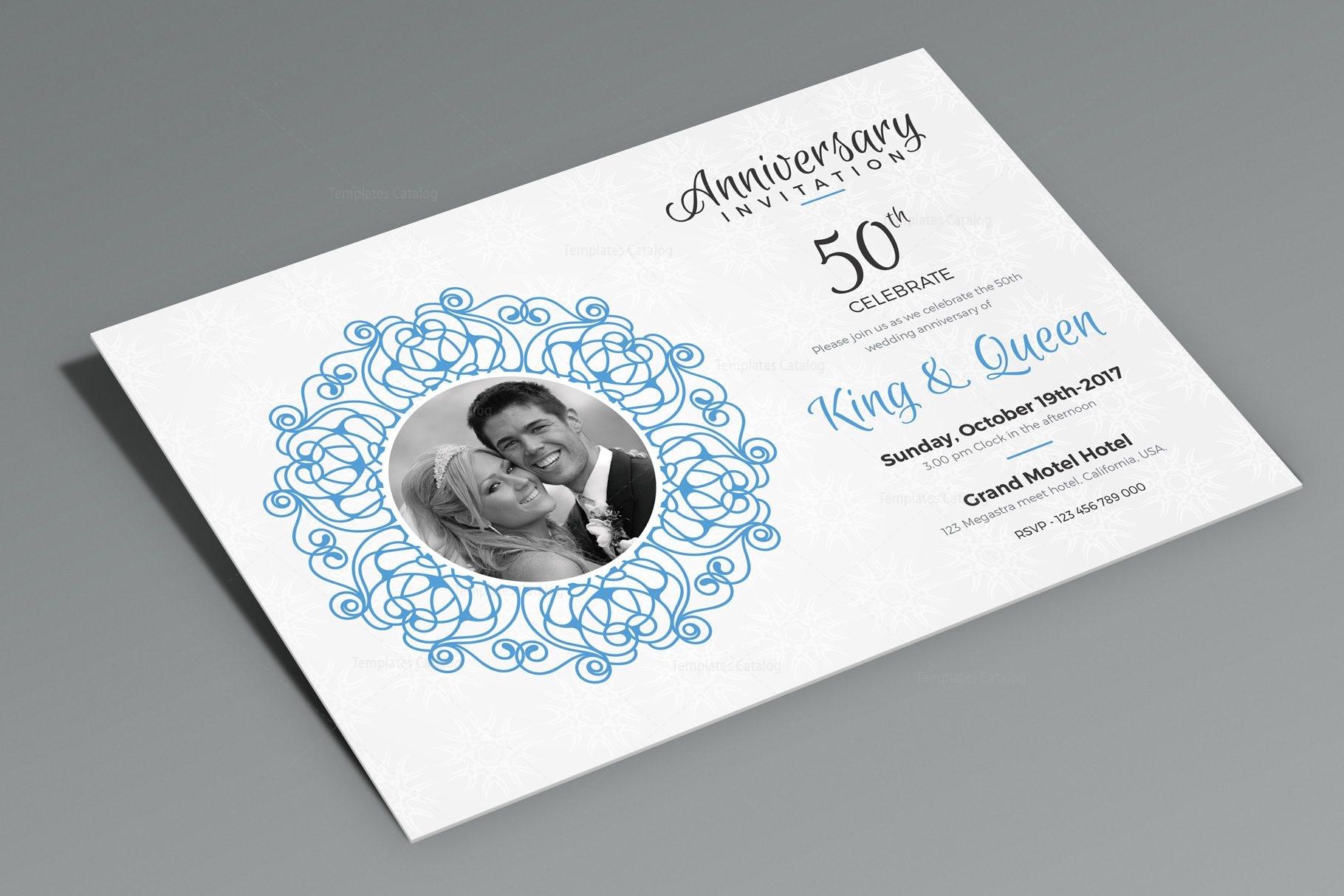 Aphrodite Elegant Wedding Invitation Template 001128 - Template Catalog