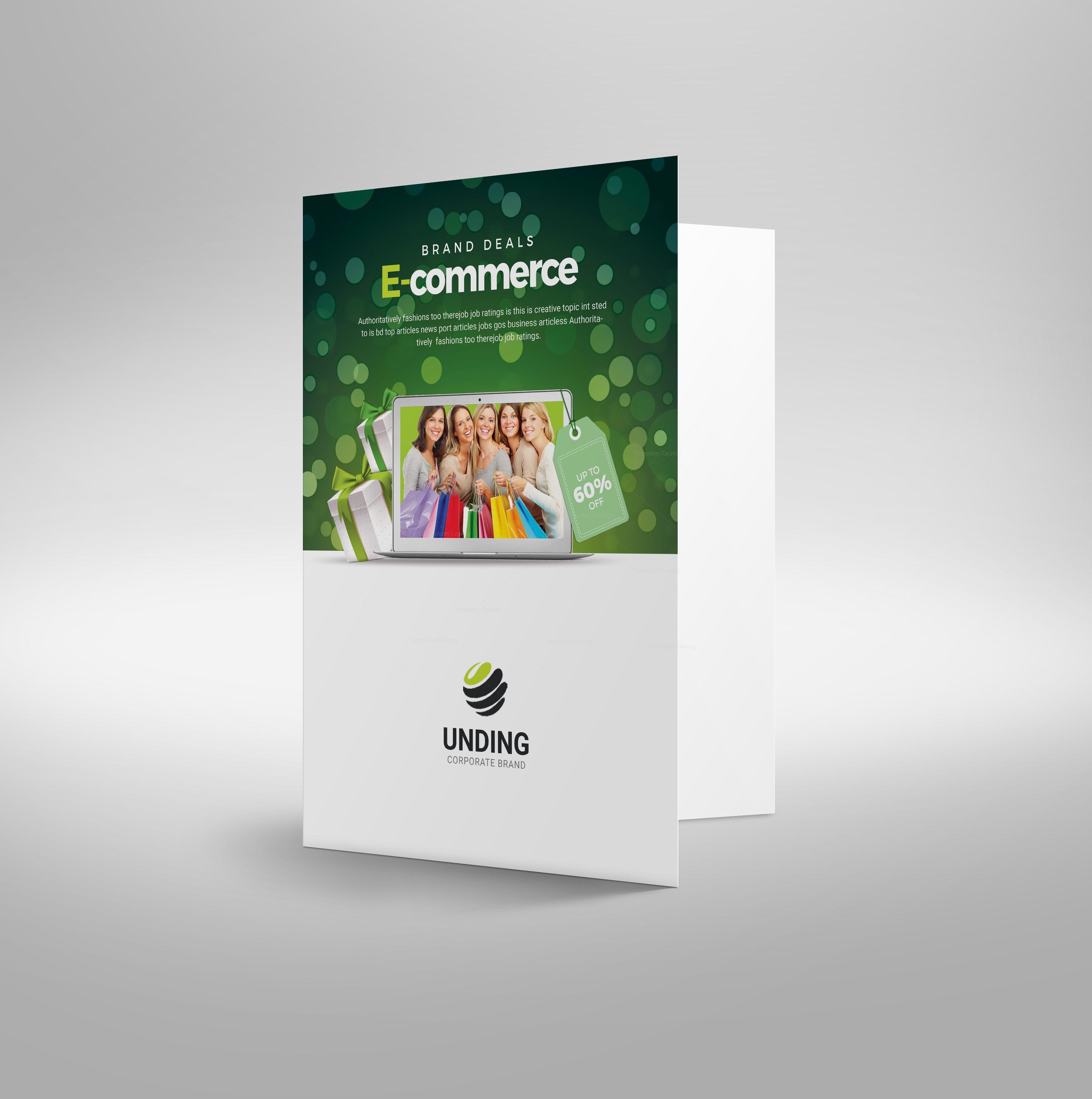 Commerce elegant corporate presentation folder template 001188 commerce elegant corporate presentation folder template 3 flashek Gallery