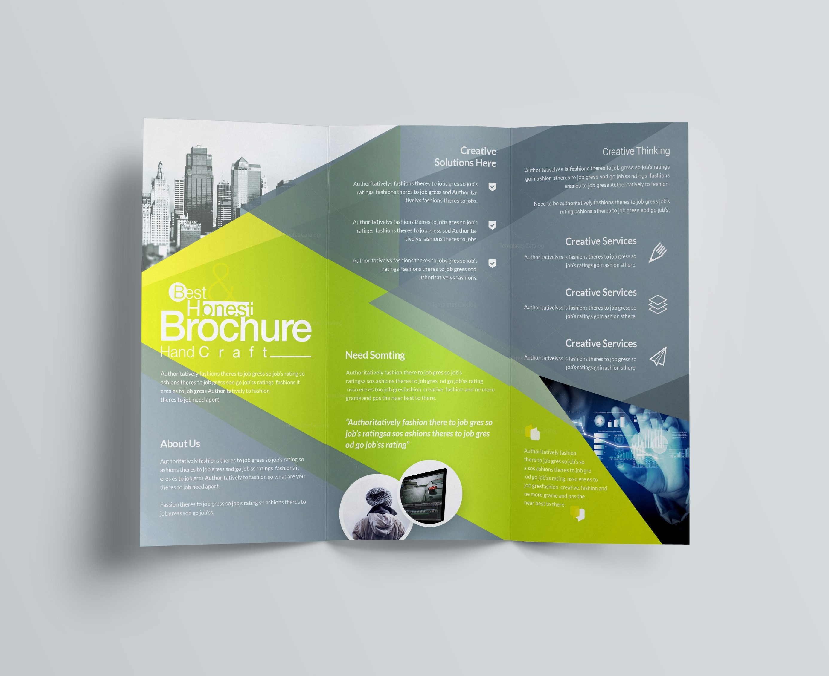 Professional Brochure Templates Adobe Blog Mena Wikipedia Size Of - Adobe tri fold brochure template