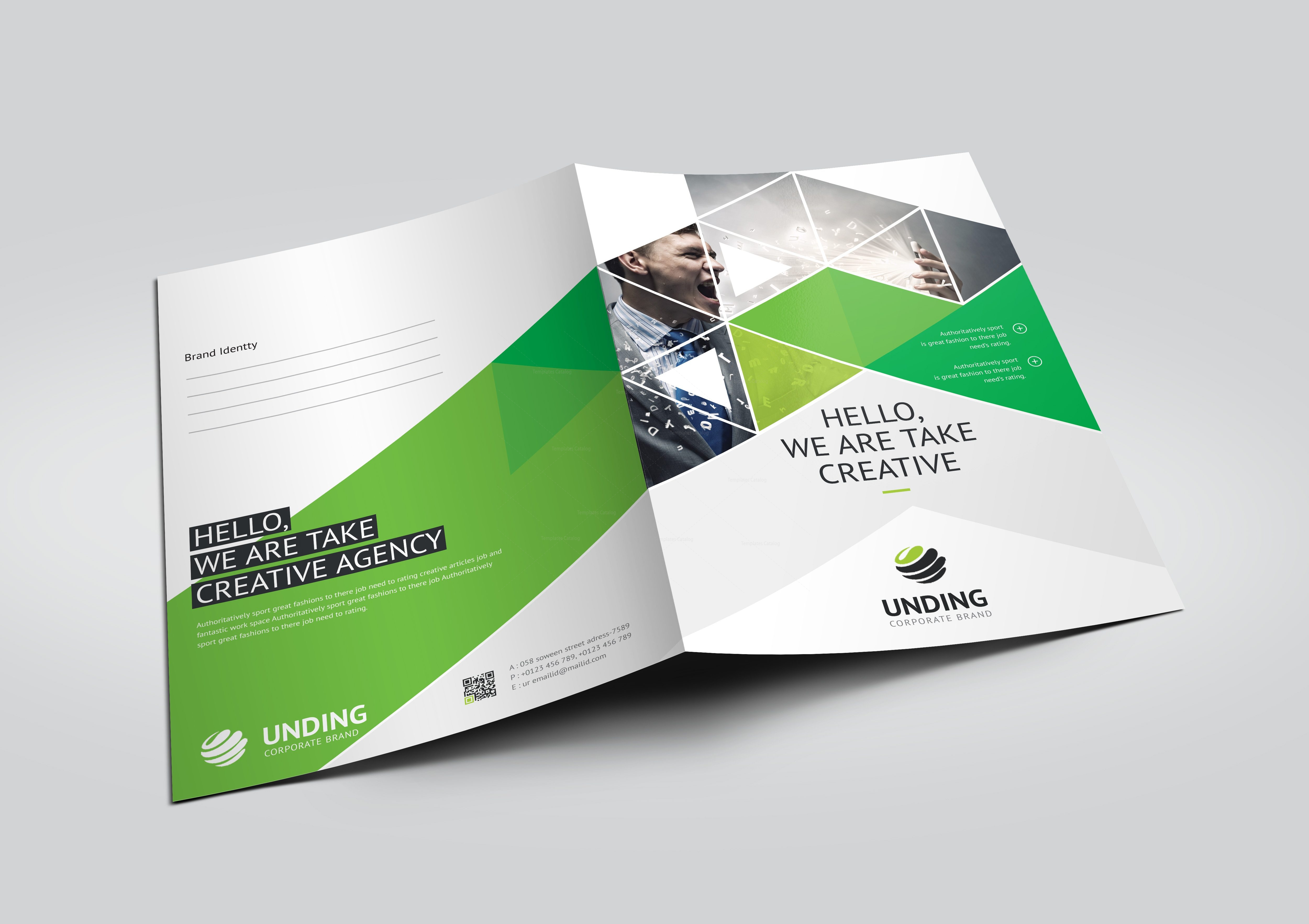 mars modern corporate presentation folder template 001220 template catalog. Black Bedroom Furniture Sets. Home Design Ideas