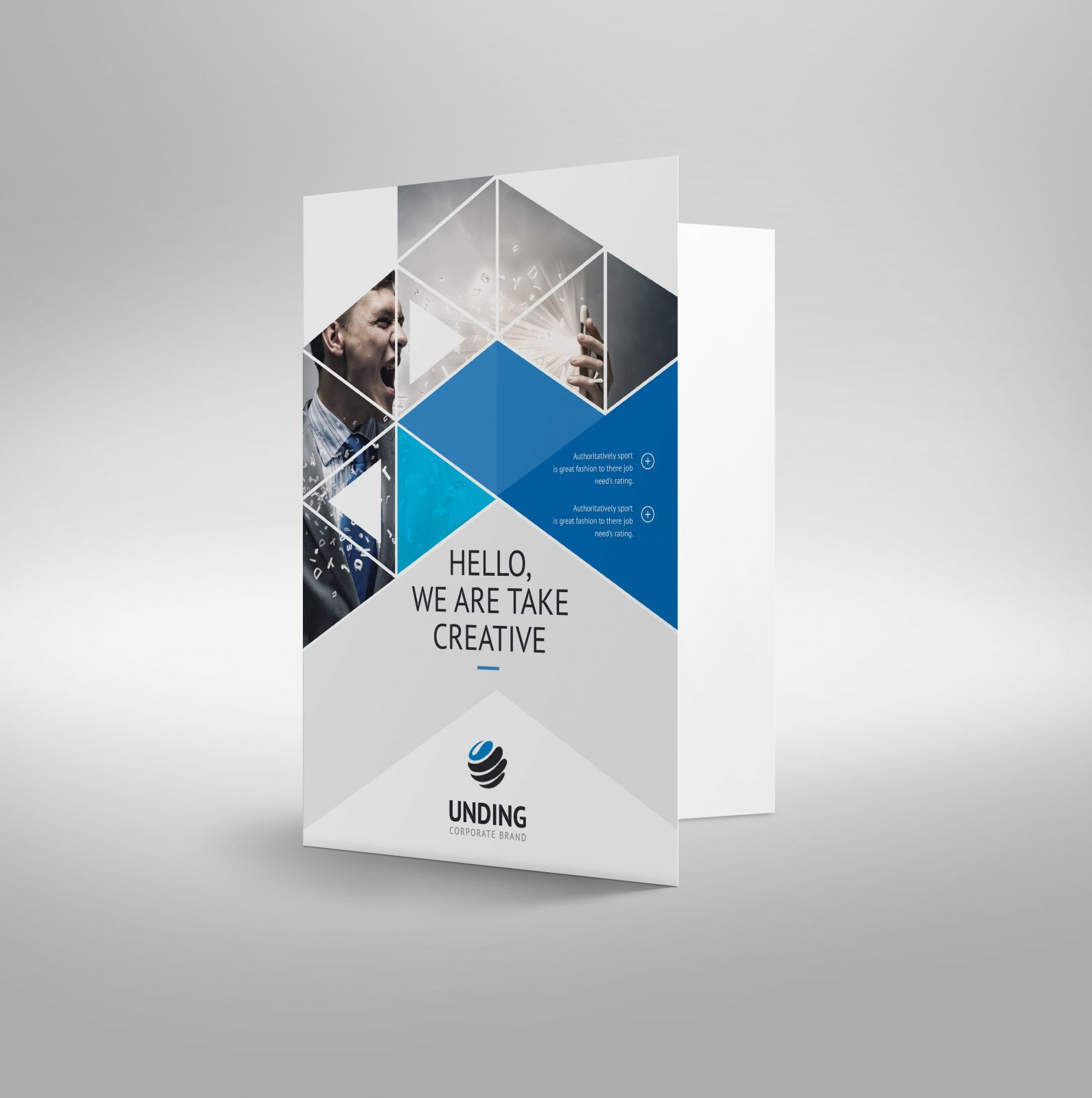 mars modern corporate presentation folder template 001220