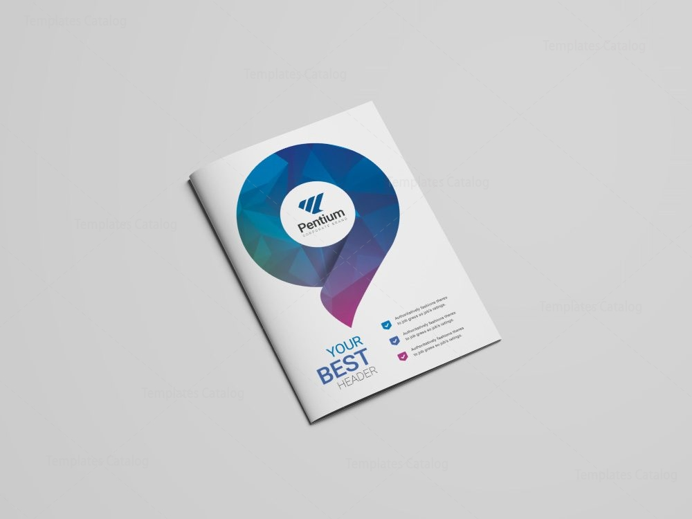 polaris professional bi fold brochure template 1