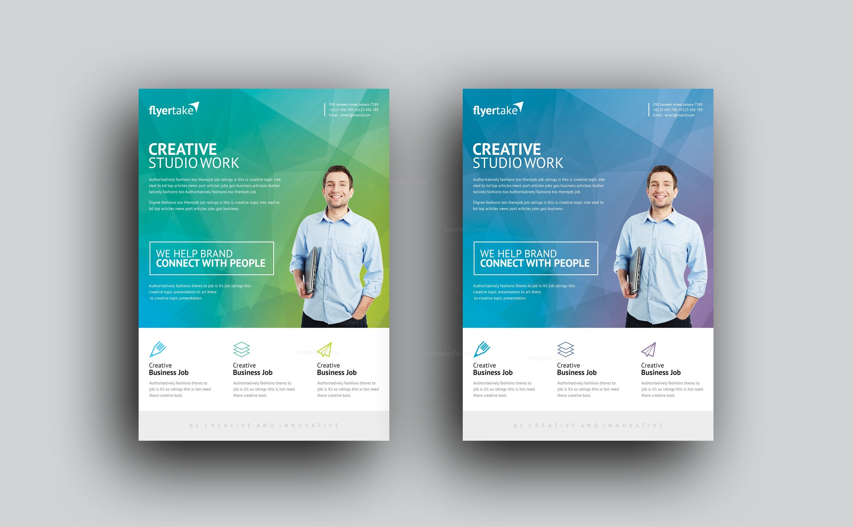 Great Professional Flyer Templates Images 30 Professional