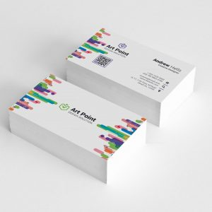 California Elegant Corporate Business Card Template