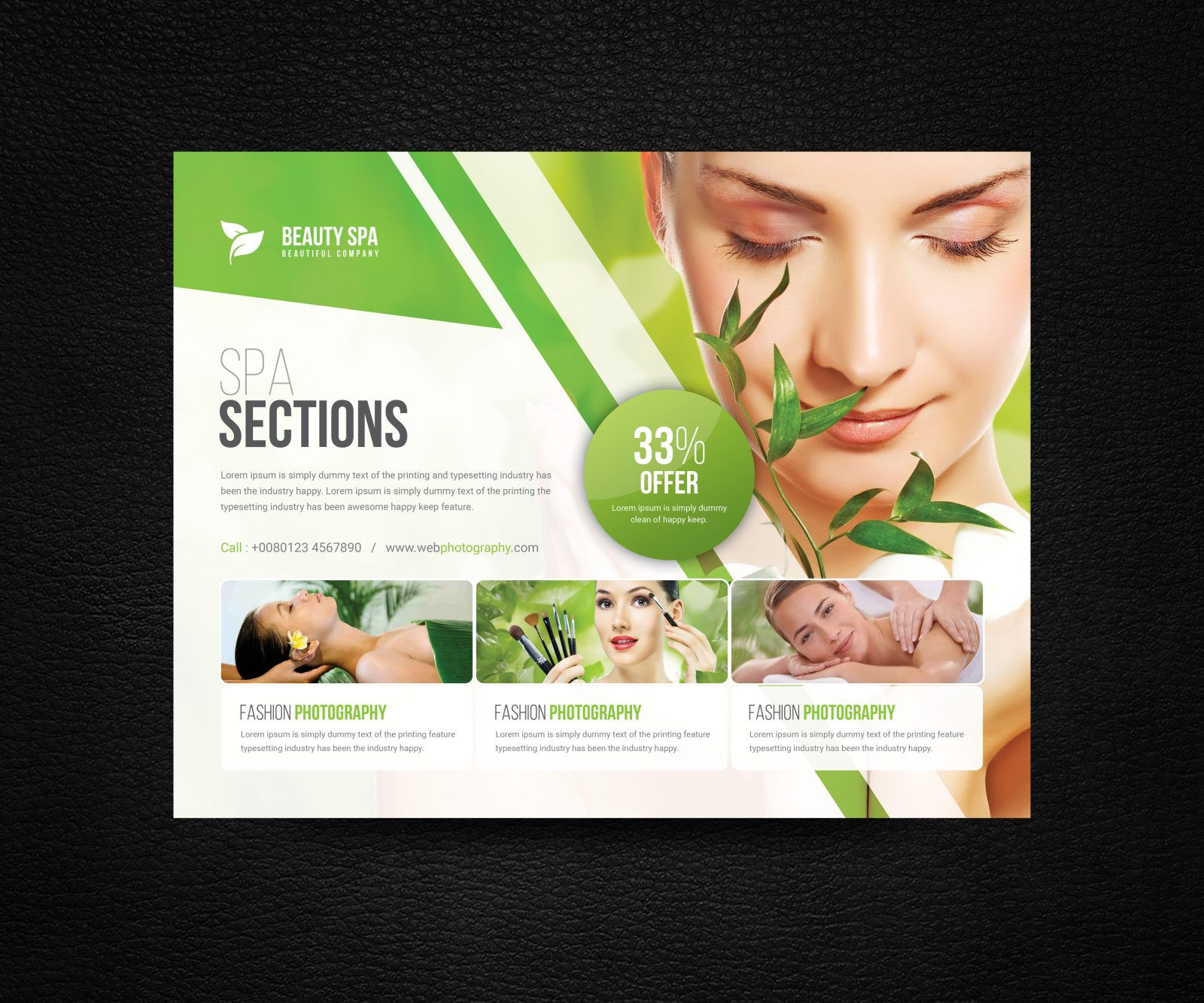 creative flyer design templates 001501