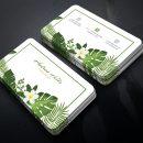 Florist Professional Corporate Business Card Template