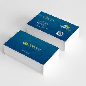Kentucky Elegant Corporate Business Card Template