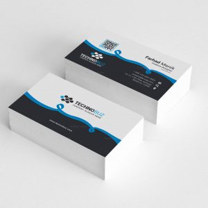Kratos Creative Corporate Business Card Template