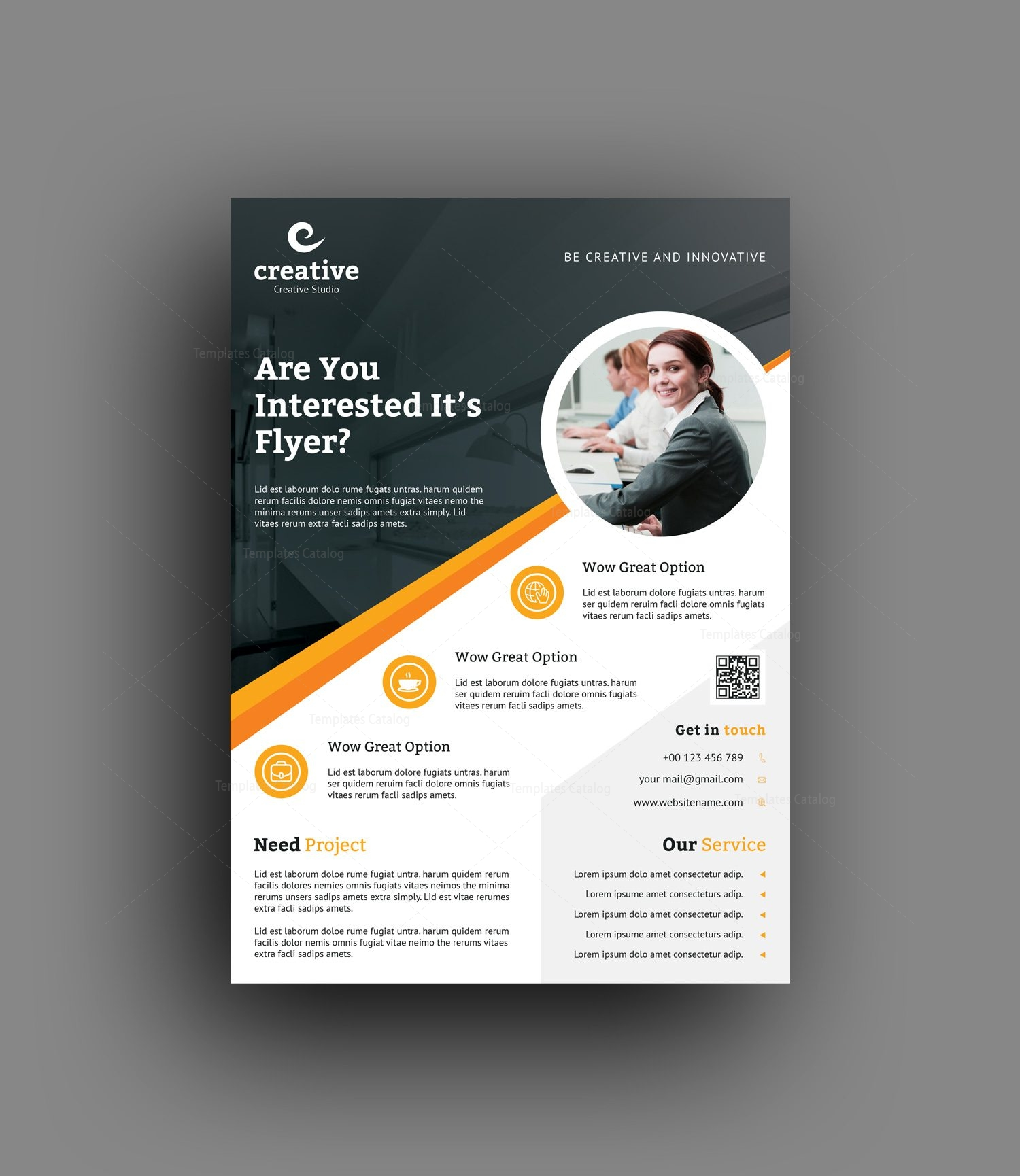 new business flyer templates