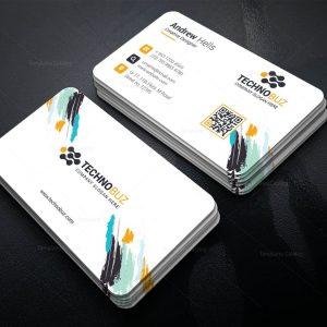 Morpheus Creative Corporate Business Card Template