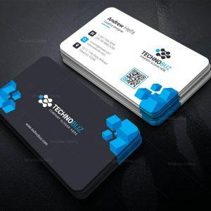 Oceanus Creative Corporate Business Card Template