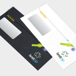 Print Ready Corporate Envelop Template