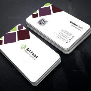 Texas Elegant Corporate Business Card Template