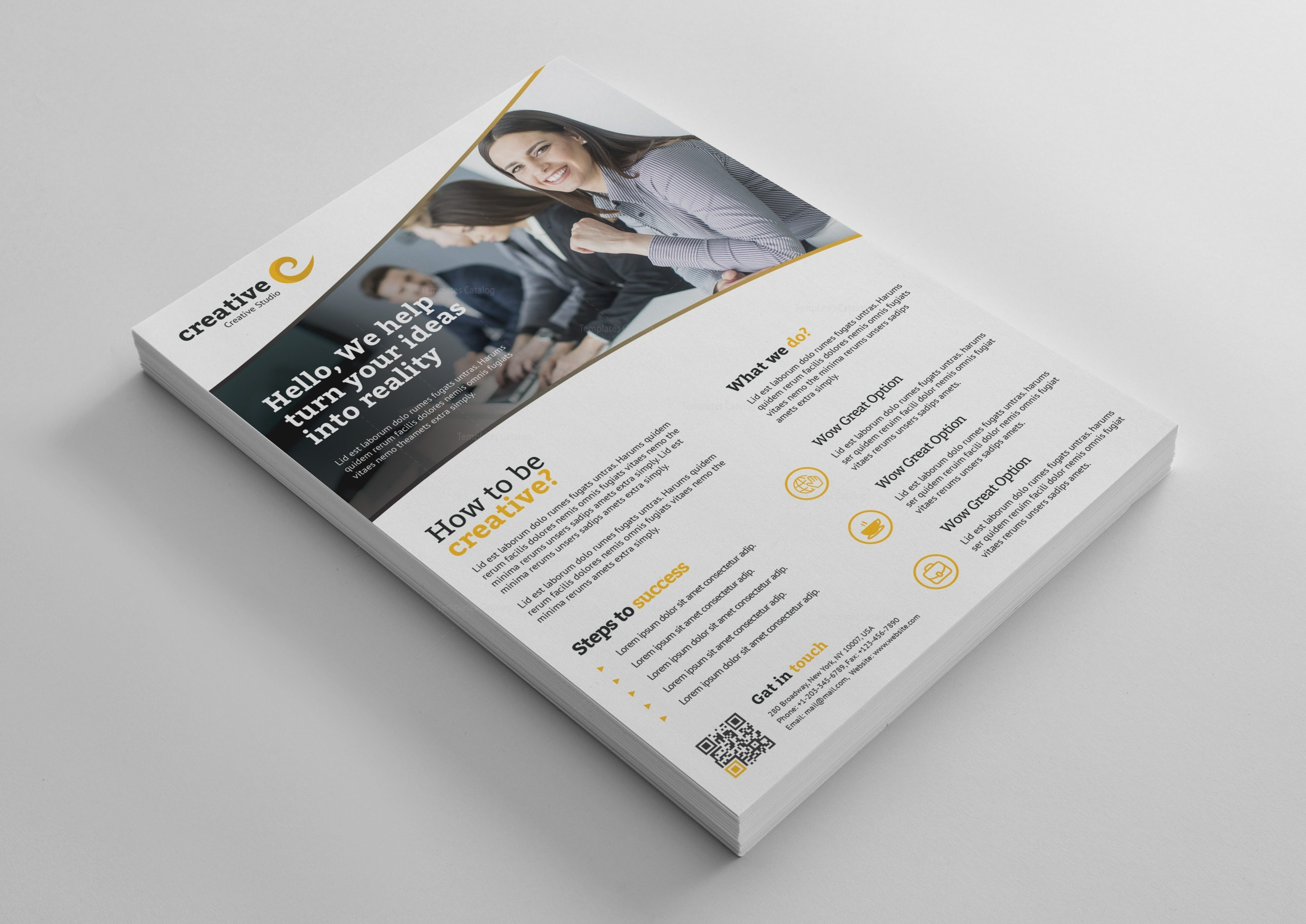 Wunderbar Box Flyer Vorlage Bilder - Entry Level Resume Vorlagen ...