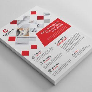 Venice Elegant Professional Business Flyer Template