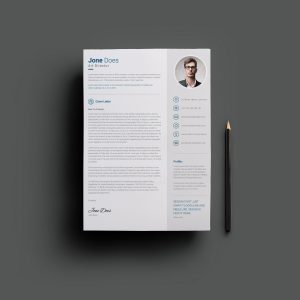 Zeus Premium Professional Resume Template