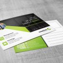 Ares Professional Corporate Postcard Template 2